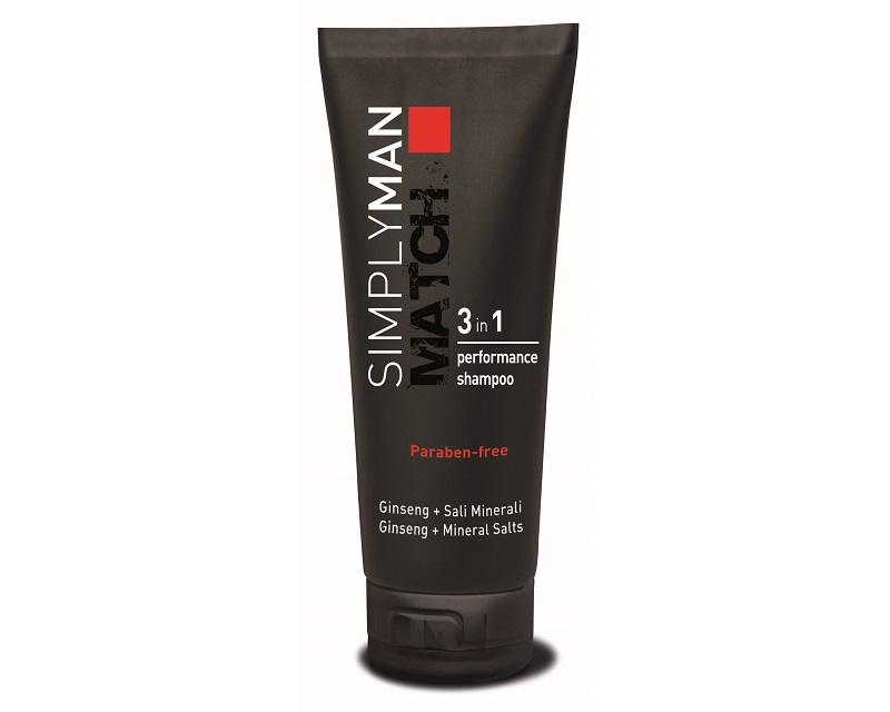 Nouvelle 3 in 1 Performance Shampoo