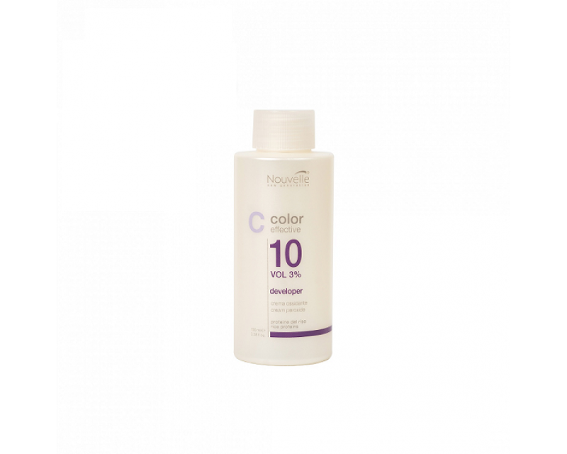 Nouvelle Developer Cream Peroxide 3%