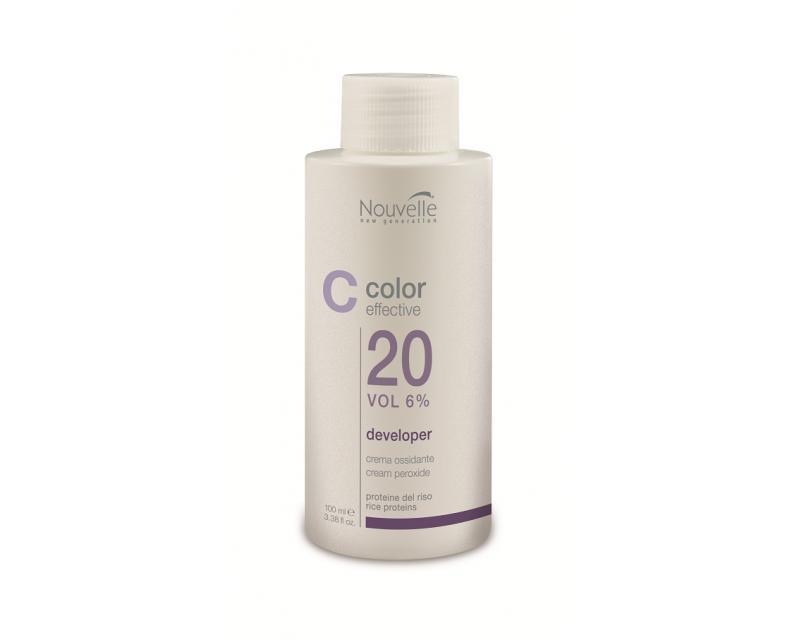 Nouvelle Developer Cream Peroxide 12%
