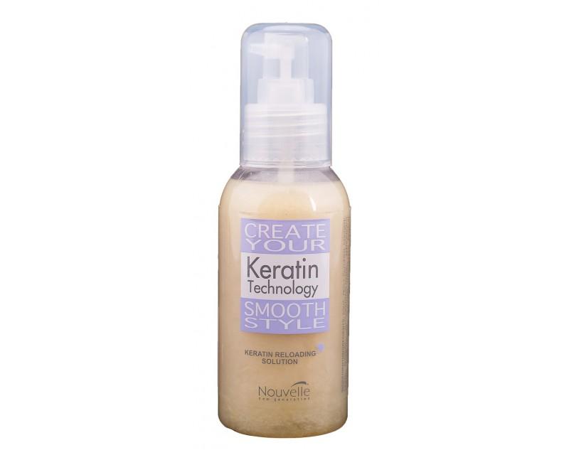 Keratin Reloading Solution
