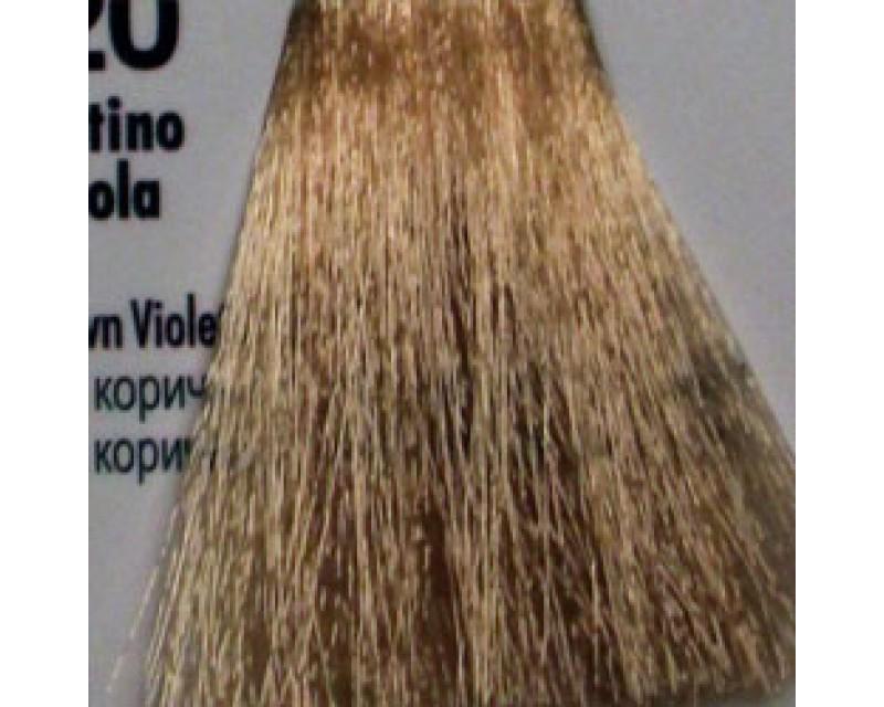 Платиновый коричнево-фиолетовый блондин [10.720]