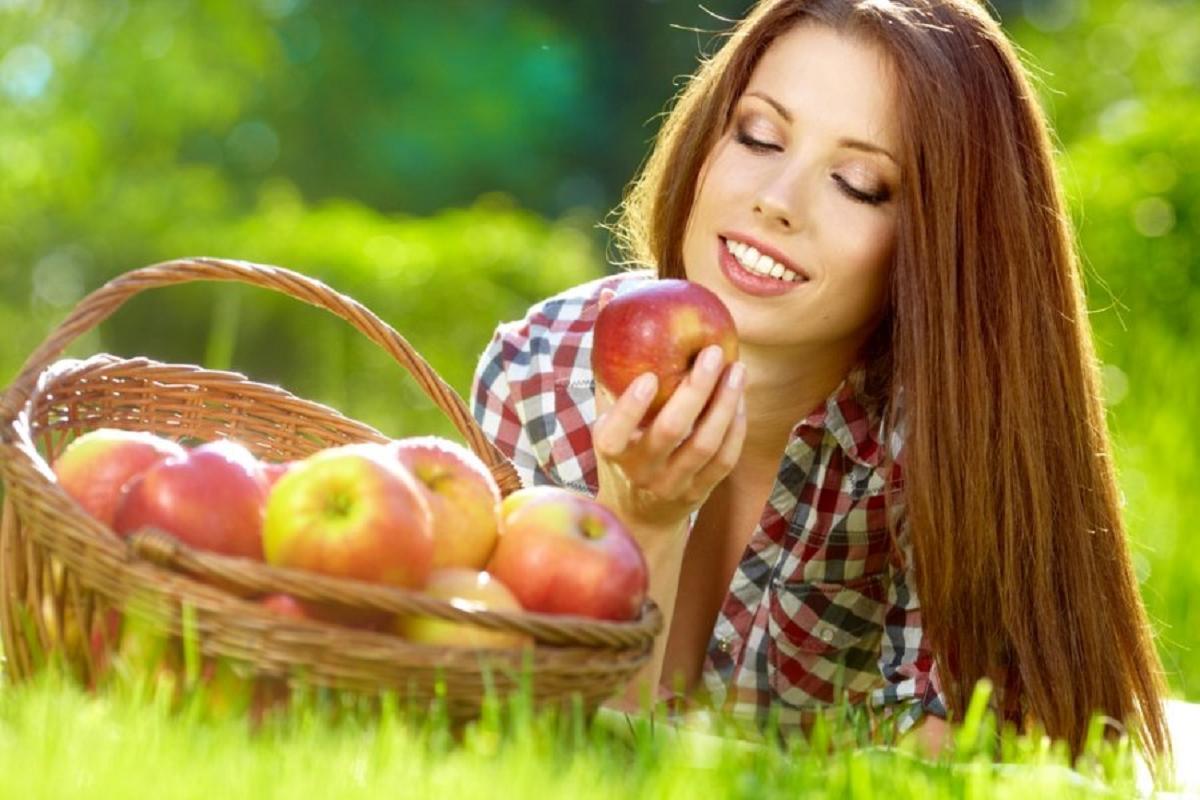 Сидим на диете - как защитить волосы?