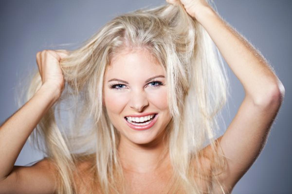 Секреты ухода за непослушными волосами